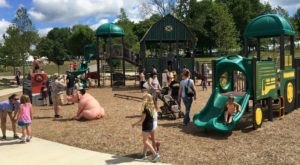 9 Amazing Playgrounds In Cleveland That Will Make You Feel Like A Kid Again