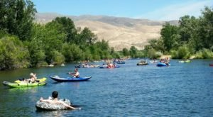 The Longest Float Trip In Idaho Will Bring Your Summer Tubing Dreams To Life