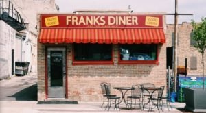 Wisconsin's Old Lunch Car Diner, Frank's, Is A Unique Place To Dine