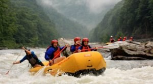 5 World Class Tennessee River Rafting Experiences To Try This Summer