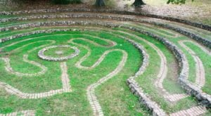 The Unique Labyrinth Trail In Georgia You'll Want To Explore At Least Once