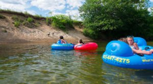 This 136-Mile New Hampshire Lazy River Has Summer Written All Over It