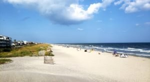 Search For Shark Teeth At This One Beautiful Beach In South Carolina