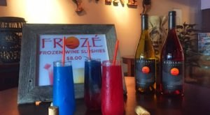The Frozen Wine Slushies From This Washigton Vineyard Are A Delicious Summer Treat