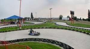 The Largest Go-Kart Track In Idaho Will Take You On An Unforgettable Ride