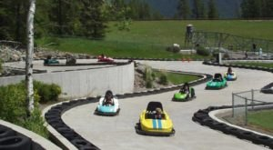 The Largest Go-Kart Track In Montana Will Take You On An Unforgettable Ride