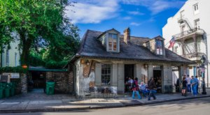 Sip Wine And Mingle With Ghosts In One Of New Orleans' Oldest, Most Haunted Bars