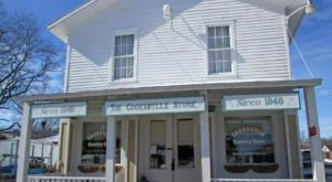 The Charming Wisconsin General Store That's Been Open Since The 1800s