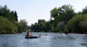 The Longest Float Trip In Nevada Will Bring Your Summer Tubing Dreams To Life