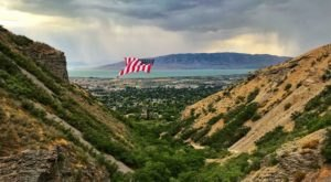 The Largest Free-Flying Flag In America Is Right Here In Utah And You're Going To Want To Catch A Glimpse