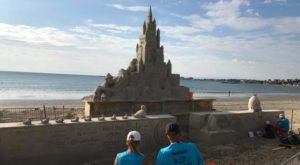 Wander Through Towering Sand Sculptures At This Massachusetts Beach Festival