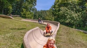 Whiz Down Vermont's Longest Alpine Slide At This Epic Mountain Park