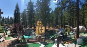 Visit The Biggest Mini Golf Park In Northern California For An Awesome Outdoor Outing