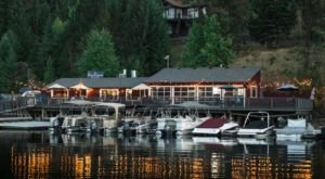 The Boathouse Restaurant In Idaho That Belongs On The Top Of Your Summer Dining Bucket List