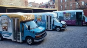 Hop On This BBQ Bus For The Most Mouthwatering Tour Of Cincinnati