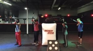 Pretend To Be Robin Hood At This Highly Rated Archery Arena In Cincinnati
