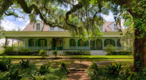 This 223 Year-Old Bed And Breakfast Near New Orleans Is One Of The Most Haunted Places In Louisiana… And You Can Spend The Night
