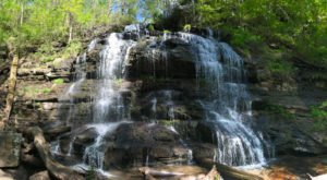 The Hike To This Pretty Little South Carolina Waterfall Is Short And Sweet
