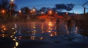 Soak Under The Stars At This Historic Hot Spring In Idaho