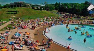 This Old-School Water Park In Maine Is The Most Fun You've Had In Ages