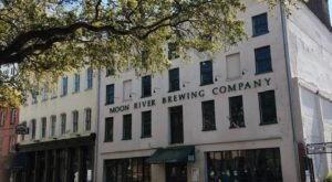 The Largest Haunted Brewery In Georgia Is Unexpectedly Awesome