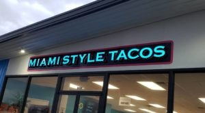 You'll Want To Try This Unique Taco Shop That's Just South Of The Cincinnati Border