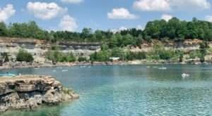 This Adults-Only Swimming Hole In Kentucky Is The Best Place In The State To Unwind