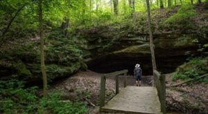 The Little Known Cave Near Cleveland That Everyone Should Explore At Least Once