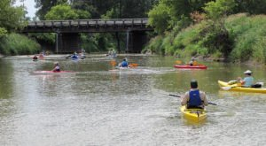 The Underrated North Dakota River That's Perfect For A Summer Day