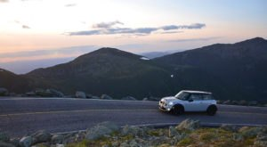Take An Unforgettable Drive To The Top Of New Hampshire's Highest Mountain