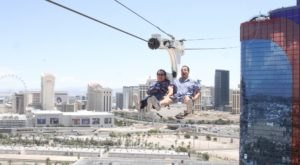 The One Of A Kind Zip Line Roller Coaster You'll Want To Ride In Nevada