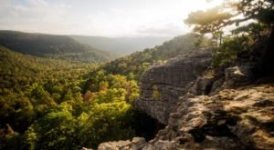 This Tiny Arkansas Campground Is Home To Jaw-Dropping Views