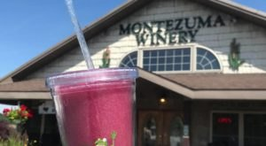 The Frozen Wine Slushies From This Winery Near Buffalo Are A Delicious Summer Treat