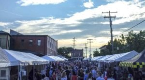 The 2-Day Ohio Wine Festival You Simply Can't Afford To Miss