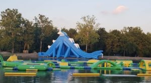 The Largest Inflatable Water Slide In The Country Is Now Just A Short Drive From Cincinnati