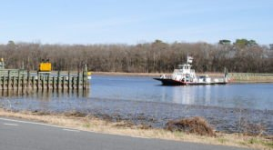 Most People Have No Idea This Free Historic Ferry In Delaware Even Exists