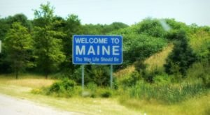 This New Law In Maine Will Change The Way You Take Road Trips