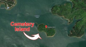 The Creepiest Island In South Carolina Is One Most People Have Never Even Heard Of