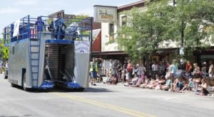 Michigan's Brilliant Blueberry Festival Has Delighted Visitors Since 1963
