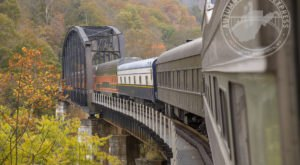 Take The Autumn Colors Express Train Ride Through West Virginia For A Scenic Fall Foliage Adventure