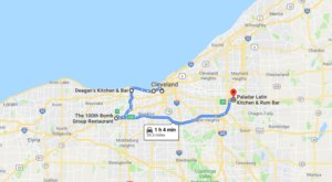 Rise And Shine With This Memorable Mimosa Trail In Cleveland