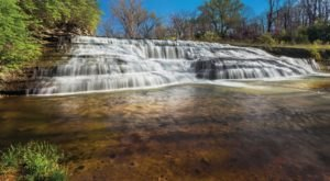 The 2-Hour Waterfall Hike In Indiana Everyone In Your Family Will Love