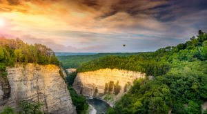 Everyone Should Visit The Grand Canyon Of The East At Least Once