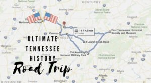 This History-Themed Road Trip For Tennessee History Buffs Needs To Be On Your Bucket List
