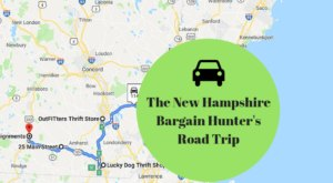 This Bargain Hunters Road Trip Will Take You To The Best Thrift Stores In New Hampshire