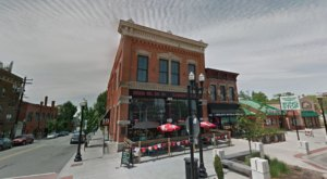 The Firehouse Restaurant In Cincinnati That's One Of The Coolest Places To Dine In The City