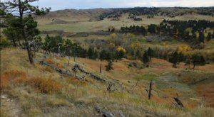 Explore Nebraska's Untouched Wilderness In This Area Where Vehicles Are Forbidden