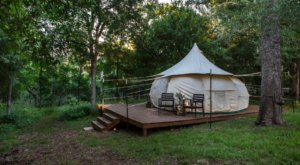 The Most Unique Campground In Austin That's Pure Magic