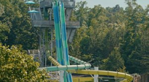 The Most Spectacular Waterslide In Virginia Will Take You On A Ride Like No Other