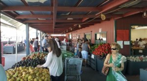 This Enormous Roadside Farmers Market In Northern California Is Too Good To Pass Up